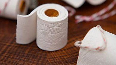 تصویر دستمال کاغذی (دستمال توالت)