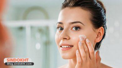 استفاده از پرایمر صورت بر روی پوست