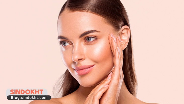 تشخیص نوع پوست صورت و بدن