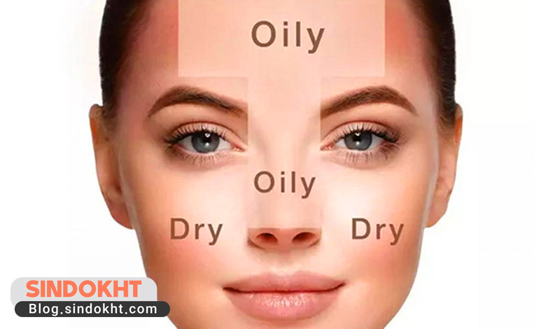 تشخیص نوع پوست مختلط