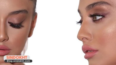 آرایش صورت حرفه ای