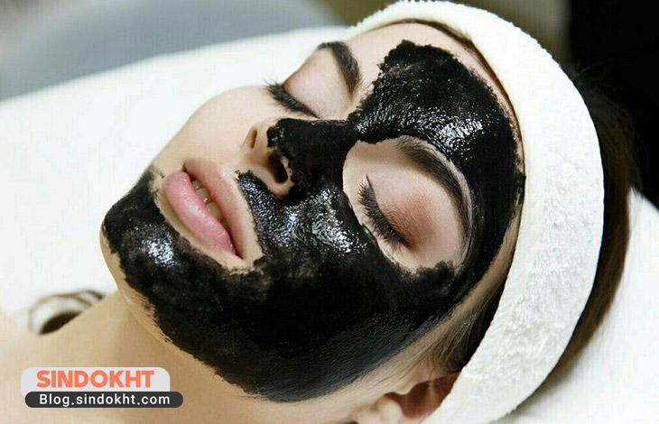 روتین مراقبتی پوست صورت و استفاده از بلک ماسک - 5