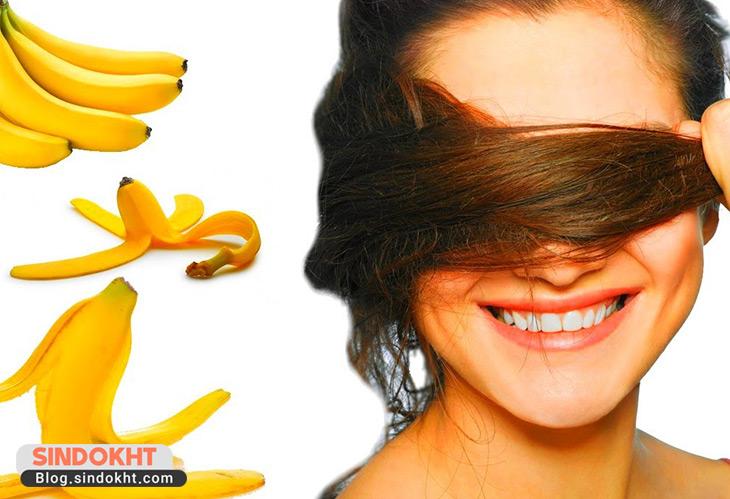 ماسک مو موز برای درمان موخوره