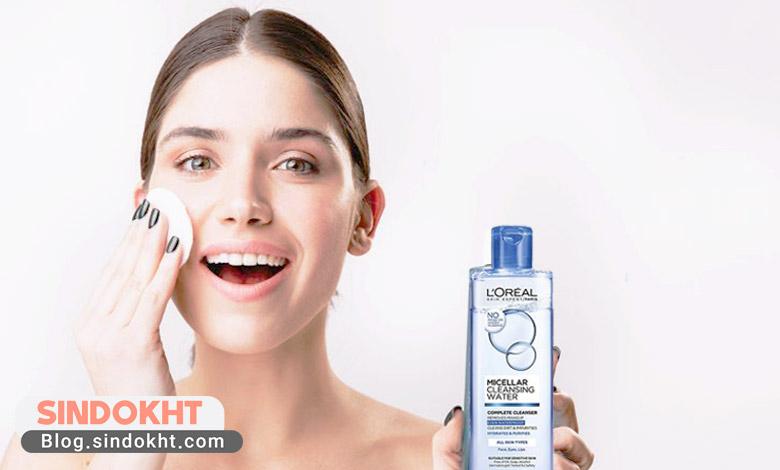 پاک کننده های آرایش