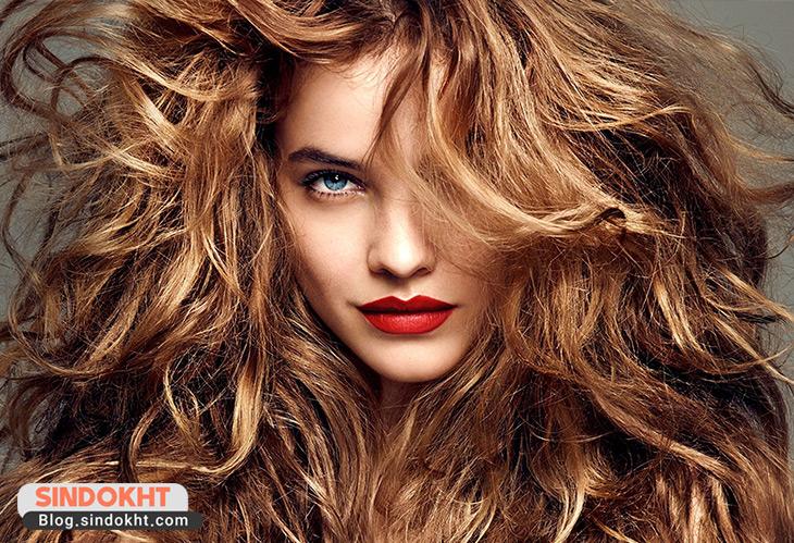 شامپو برای موهای رنگ شده و سلامت مو