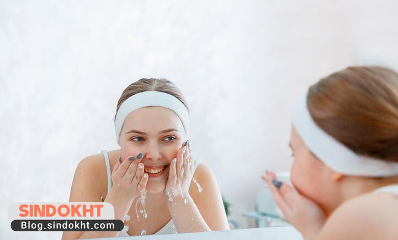 تونر صورت، وجود مواد مغذی در تونر کمک به سلامت پوست