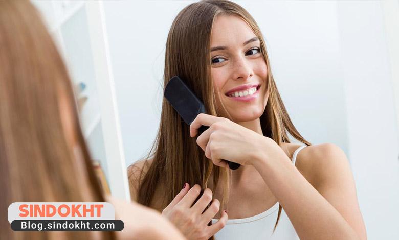 مراقبت از مو، انتخاب صحیح شانه مو