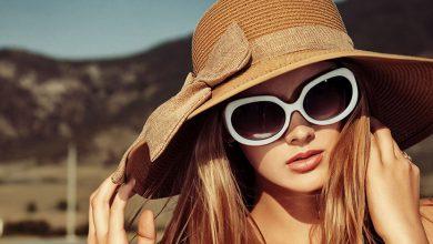 محافظت مو در مقابل نور خورشید