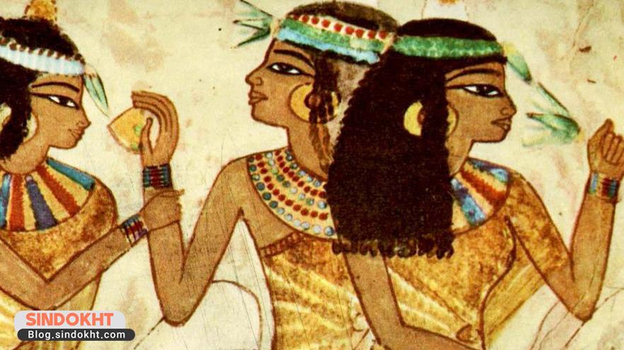 ادکلن چیست و ادکلن در مصر باستان