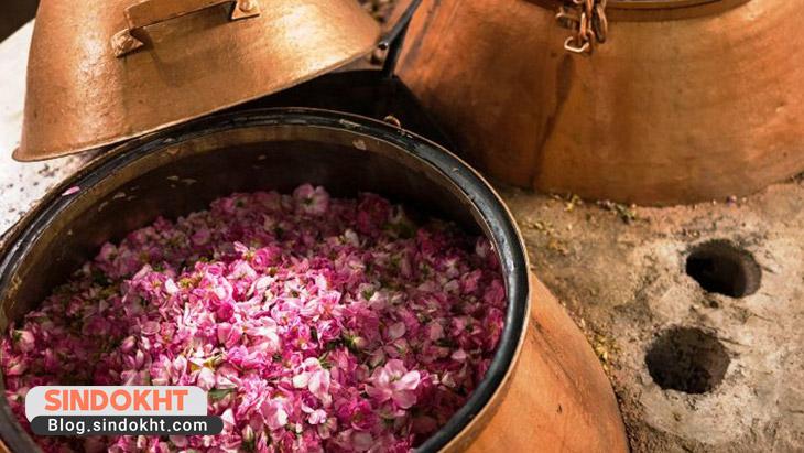 ادکلن و اولین عطر ایرانی