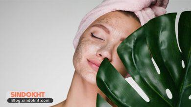 لایه برداری پوست خشک